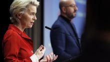 """#NousLesEuropéens : comment le ton est monté entre Ursula von der Leyen et Charles Michel après l'épisode du """"sofagate"""" en Turquie"""