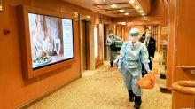 Coronavirus: murió un japonés que se contagió en el crucero en que viajaban los argentinos