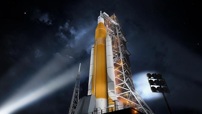NASA's first SLS launch will send cubesats into deep space