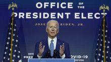 Why Biden should go small