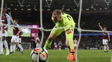 David Moyes: Joe Hart made a mistake for Stoke's goal and now I have a big decision to make