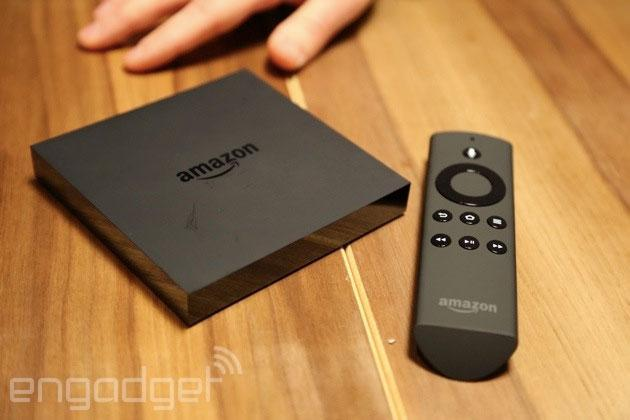 Amazon's Fire TV promises a premium set-top experience (update: hands-on video)