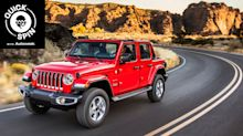 'Quick Spin' Ep. 3: The Jeep Wrangler Goes Uptown