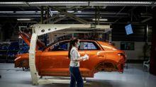 Volkswagen interrumpirá la fabricación de autos por falta de demanda