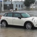 Tropical Storm Fay flooding strands motorists and closes roads
