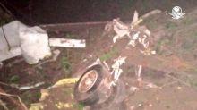 """Dos """"mecánicos"""" robaron la aeronave del aeropuerto de Cuernavaca"""