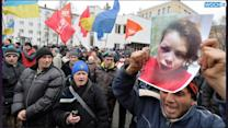Attack On Reporter Restores Passion To Ukraine Demonstrations