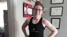 Dreams delayed: Fredericton wrestler puts her Olympic goal on hold