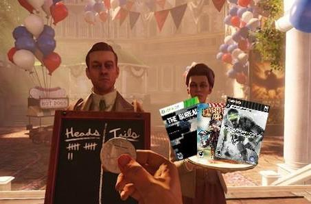 Weekend deals choose Bioshock, XCOM: Declassified and more [Update]