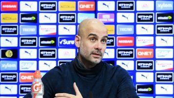 Guardiola diz que fica no City mesmo com punição
