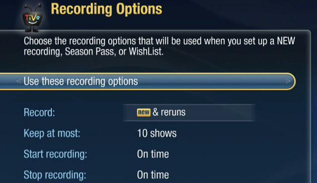 TiVo update lets you set recording defaults, when it isn't creating chaos (update: fix on the way)