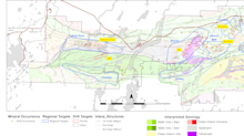 GFG Identifies New High-Grade Gold Target and Provides Drilling Update at the Pen Gold Project, West of Timmins, ON