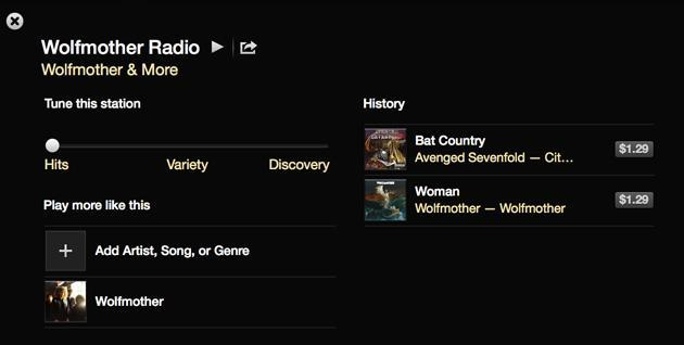 iTunes Radio starts streaming in Australia
