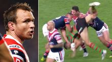 Jake Friend charged by NRL for dangerous Greg Inglis tackle