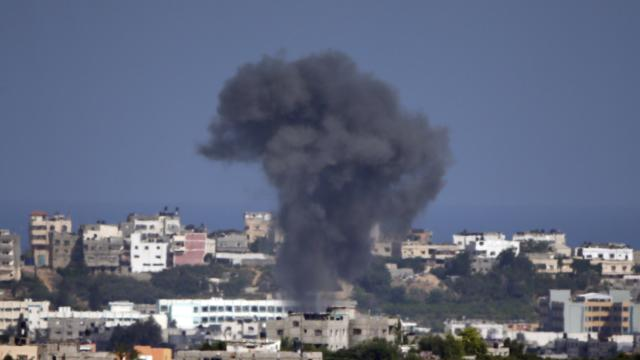 Mideast tensions escalate; Israel downs drone
