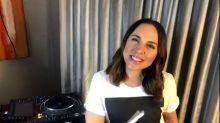 Melanie C on making TikTok videos with her daughter and working under lockdown