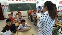 China tests ban on homework to the delight of students