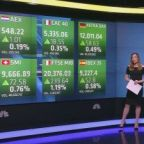 European stocks open higher in the wake of EU elections