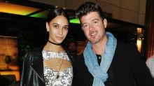 Robin Thicke and Girlfriend April Love Geary Welcome Baby Girl