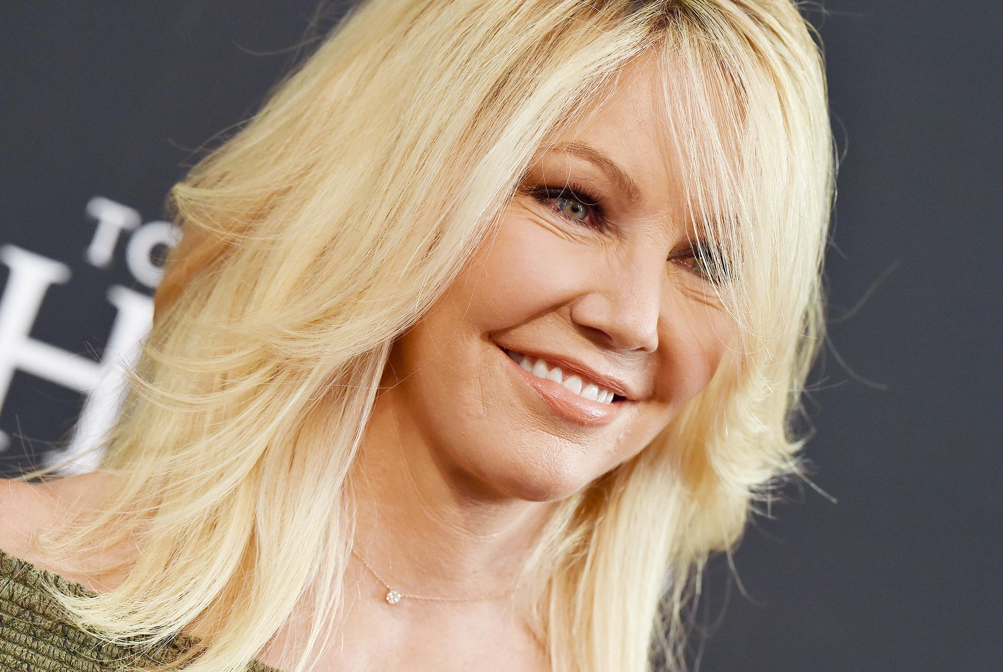 what happened to heather locklear. Black Bedroom Furniture Sets. Home Design Ideas