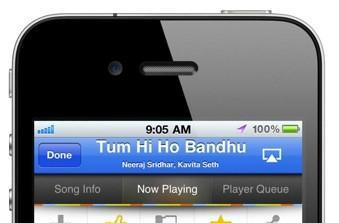 Bollywood music hit Dhingana launches dynamic adaptive streaming on iOS