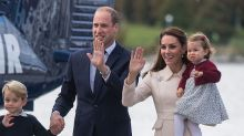 Kate Middleton, Prince George and Princess Charlotte All Stepped Out for a Close Friend's Wedding Today