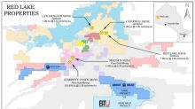 Major Gold Camp Type Structure and Shears identified on Kwai Red Lake Property