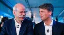 BMW und Daimler kooperieren bei Roboter-Autos