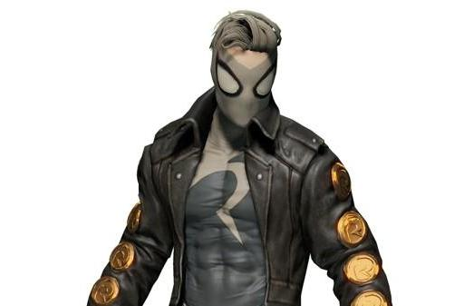 Dress up in the Spider-Man: Edge of Time and X-Men Destiny pre-order bonuses
