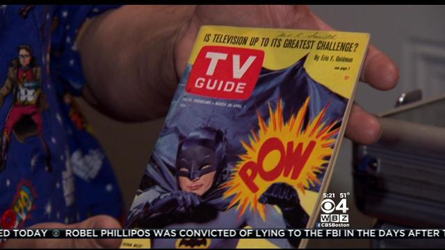 Robi On The Road: 'King Of Pop Culture' Boasts Unique Toy Collection