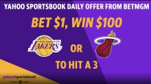 Lakers vs Heat Game 4 Best Bets