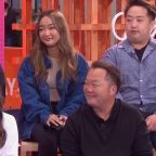 'Today' Hosts Reunite Olympic Gold Medalist Suni Lee With Her Family
