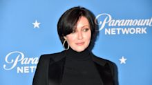 Shannen Doherty wishes her mom a happy Mother's Day from a hospital bed: 'I only bring you to the best places'