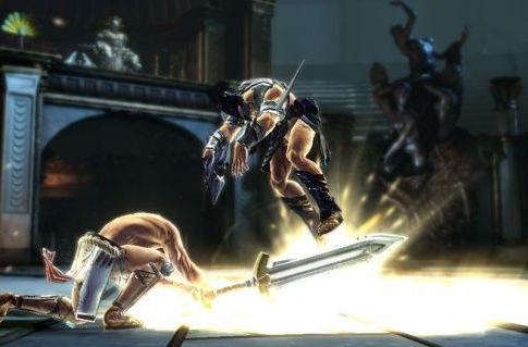 God of War: Ascension, Power Stone, and paying allegiance to the gods