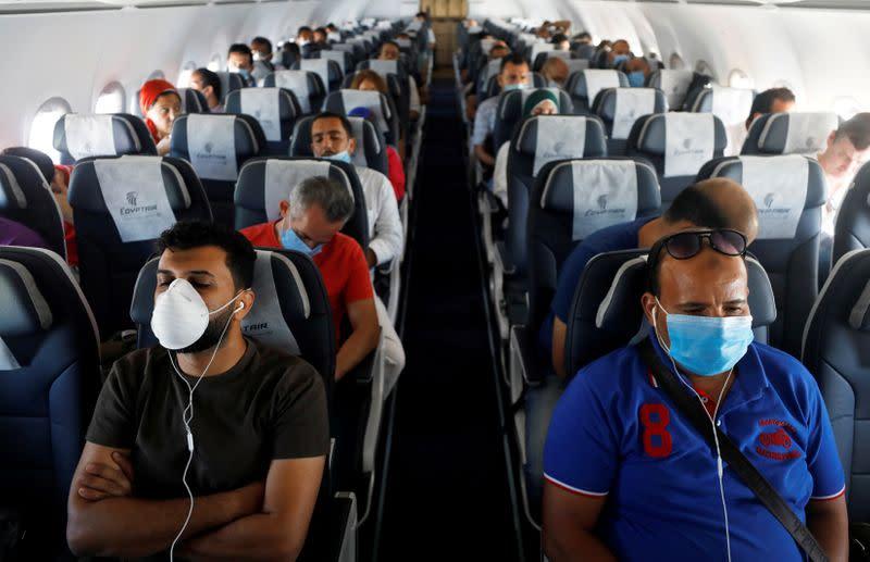 FILE PHOTO: The coronavirus disease (COVID-19) outbreak in Sharm el-Sheikh