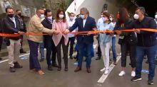 Colombia inaugura túnel que atraviesa Cordillera de los Andes