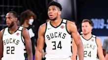Giannis' shooting woes as Milwaukee fall short again – Bucks season review in STATS data