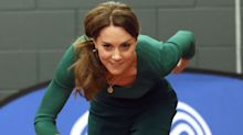 In Pictures: Kate and William learn new skills as Harry heads towards royal exit