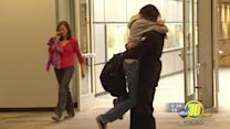 Emotion-filled reunions this Thanksgiving holiday