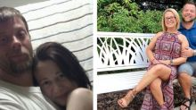 'It is possible to recover': Couple's transformation photo after kicking drug addiction goes viral