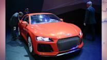 Self-Driving Cars, Wearable Technology Highlight Day 2 of CES