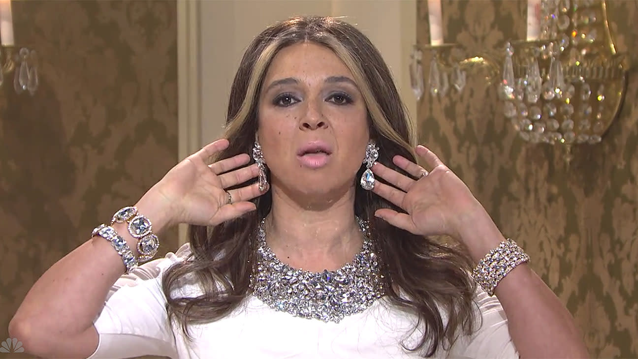 Maya Rudolph Breaks out Melania Trump Impression for New ...