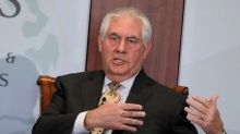 Tillerson to visit Pakistan as well as India: senior U.S. official