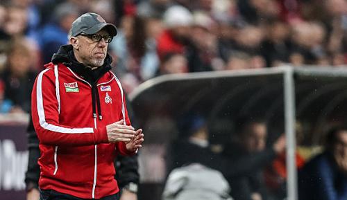 Bundesliga: Stöger neuer Rekord-Trainer in Köln