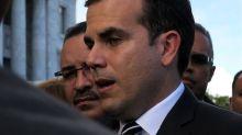 El Gobernador Puerto Rico denuncia amenazas contra barco con ayuda humanitaria