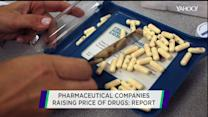 Pharmaceutical companies increase drug prices: WSJ Report
