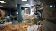 Vuelven a subir las muertes y los contagios en Italia