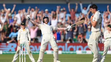 Ben Stokes extraordinary innings breaks the internet