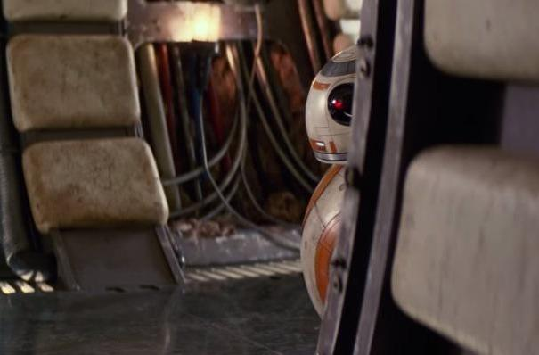 'Star Wars: The Force Awakens' preview shows 'nothing's changed'