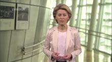 "Von Der Leyen gela su coronabond: ""Non ci stiamo lavorando"""